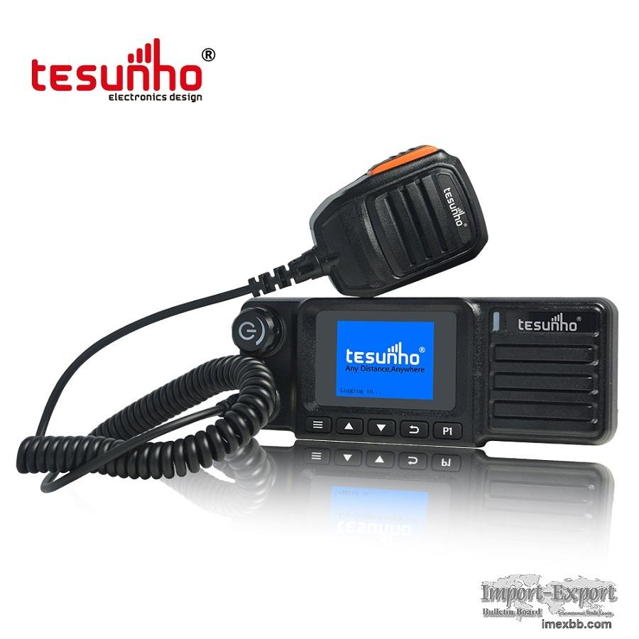 FCC Mobile Radios, 4G LTE Car Mobile Radios TM-991