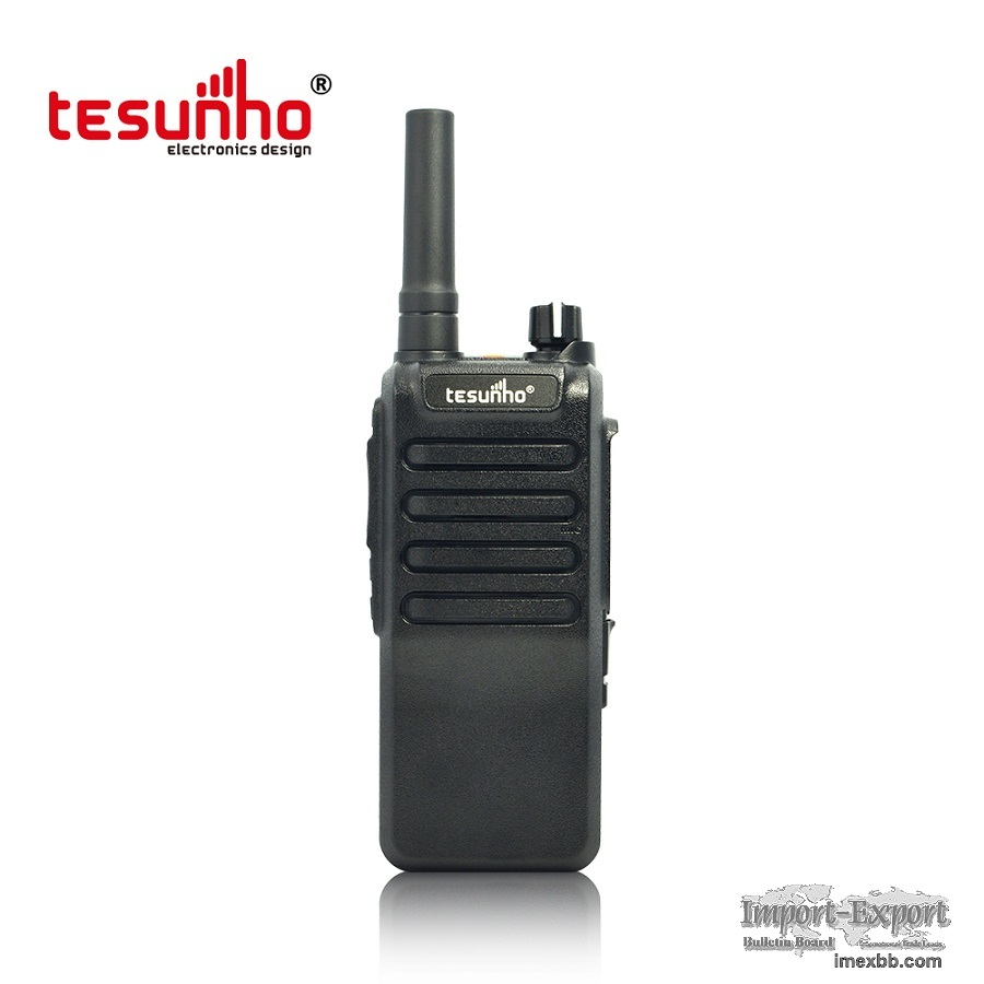 500Km Long Range 3G 4G Walkie Talkie With SOS Button TH-518
