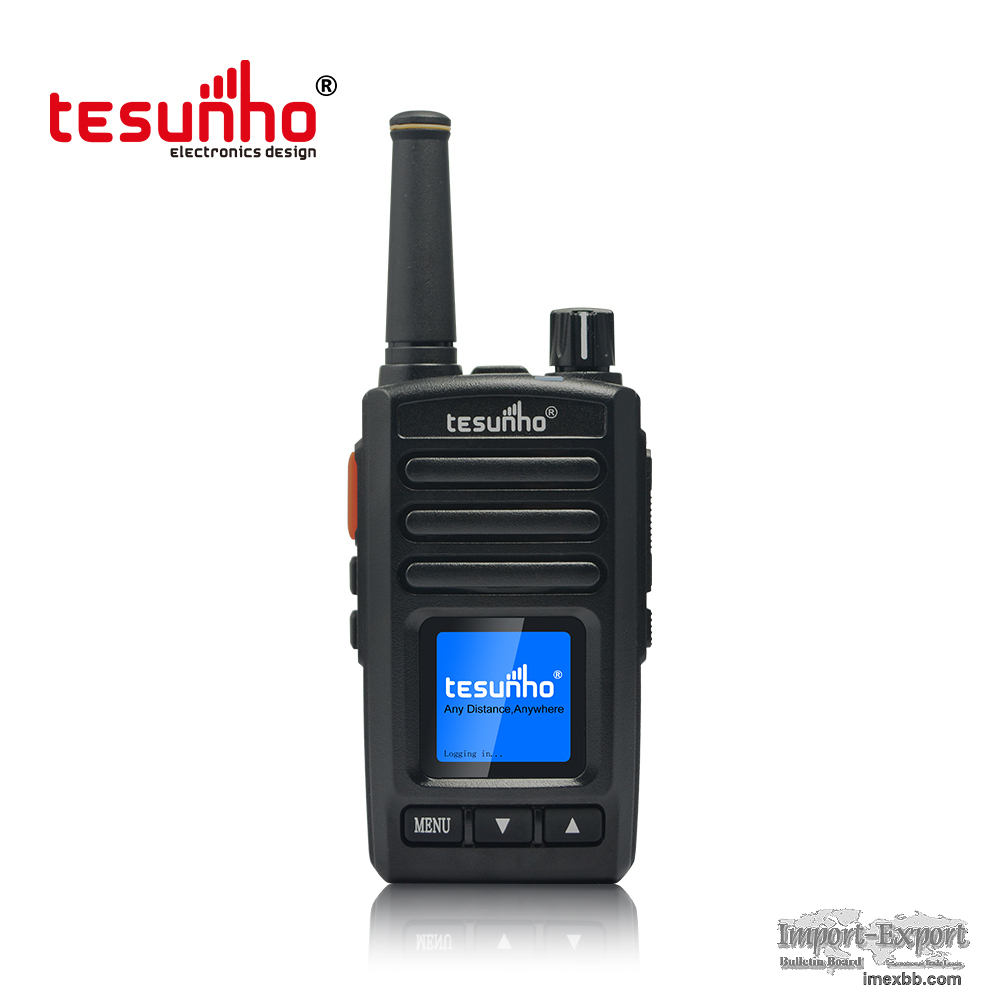 Portable Travel Walkie Talkie, Nationwide PTT Radio, Two Way Radio TH-282