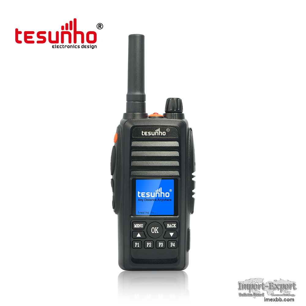Push to Talk Intercom System, FCC / CE Approval, 4G LTE PTT Radios TH-388