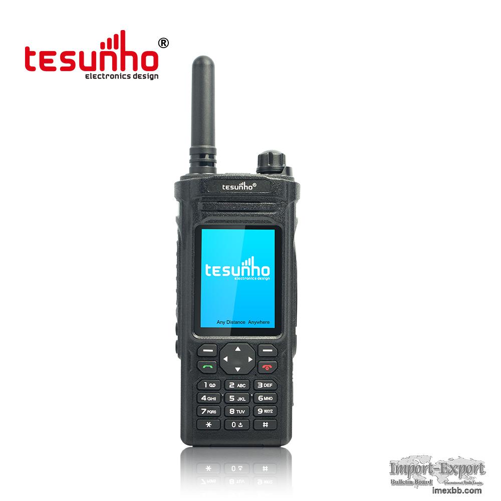 TH-588 IP Radio GPS 2-Way Radio Wireless Walkie Talkie - Wifi & Bluetooth