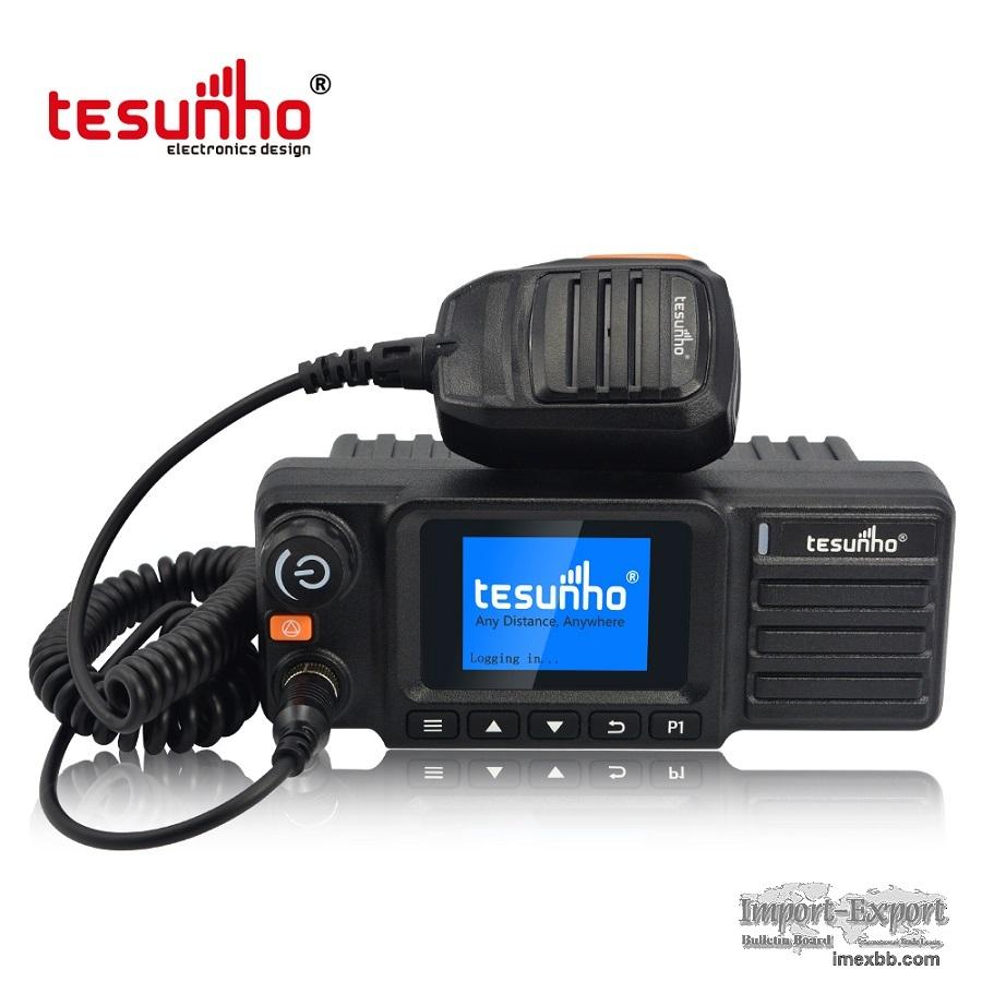 Walkie Talkie Fleet Farm, Fleet Tracking System, 4G LTE Car Radio TM-990