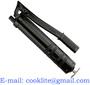Pistolet graisseur / Pompe à graisse manuelle avec embouts pour graisseurs