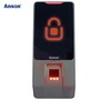 Unlock with led display fingerprint+RF recognition access time attendance
