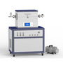 1200℃ vacuum CVD furnace with 3-channel float flowmeter