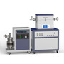 1200℃ high vacuum CVD reactor with 3-channel float flowmeter