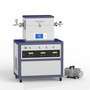 1200 ℃ vacuum CVD machine with MFC for graphene