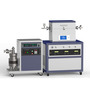 1200℃ high vacuum CVD equipment with MFC for 2D nano material