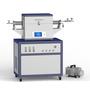 2 zone 1200C vacuum CVD furnace for 2D nanosheet growth