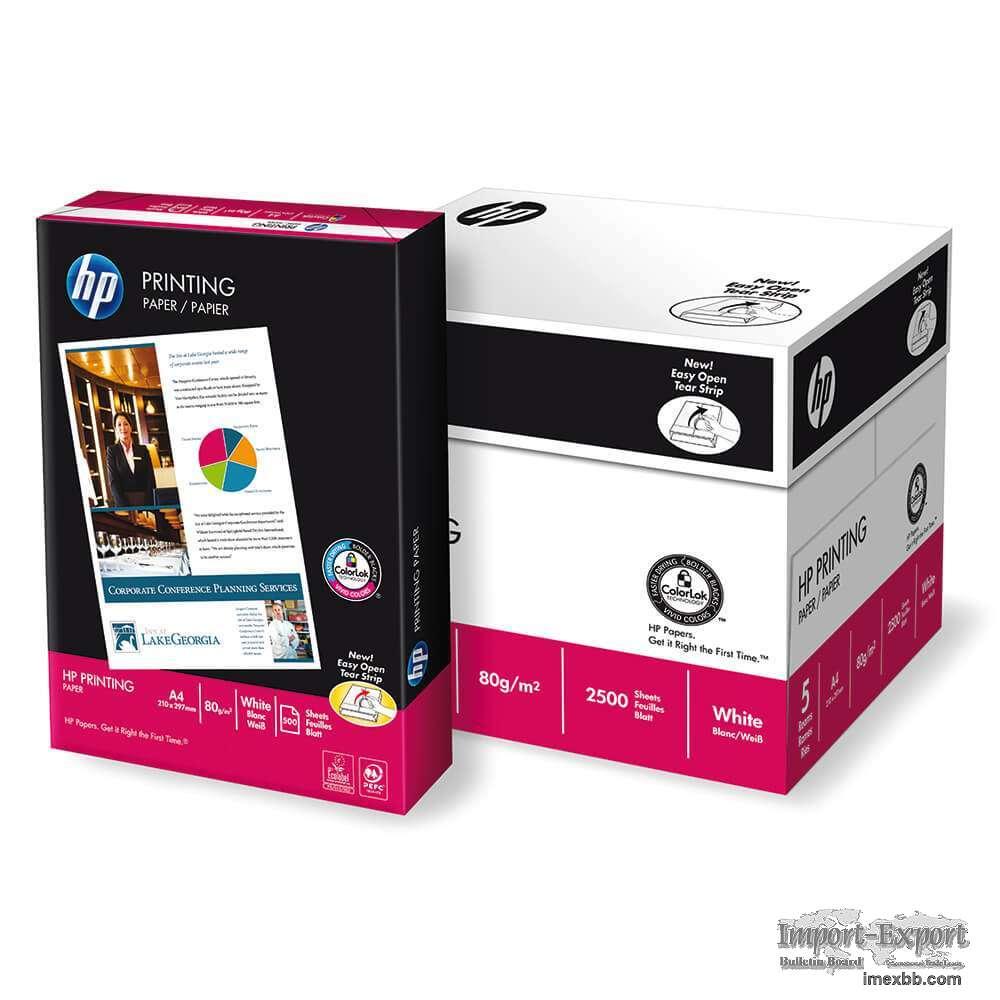 Multipurpose A4 Copy Printer Paper White 8.5 x 11 Inches 5 Reams $0.85/ream