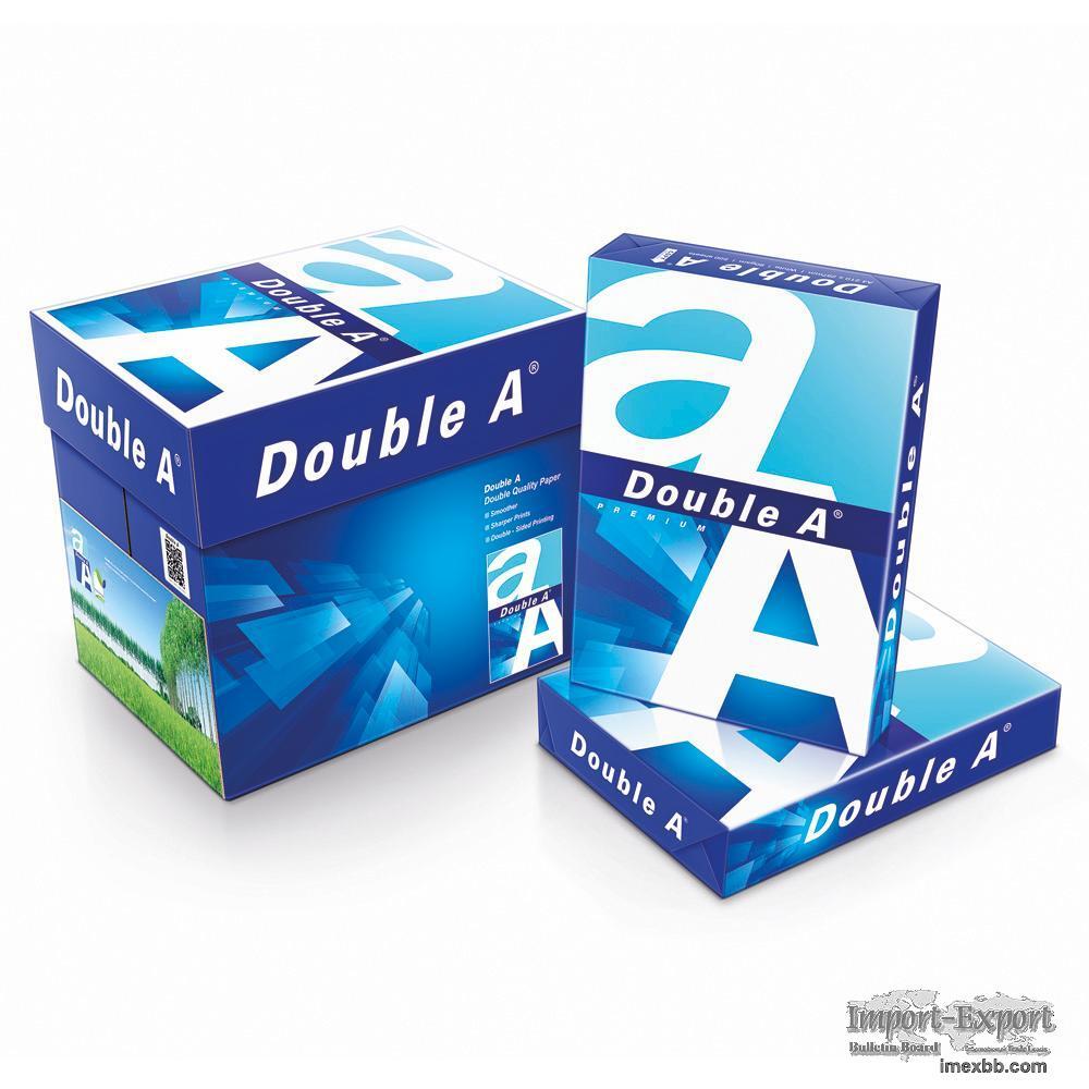 Double A Bond A4 Paper Thailand Factory A4 Paper $0.85/ream