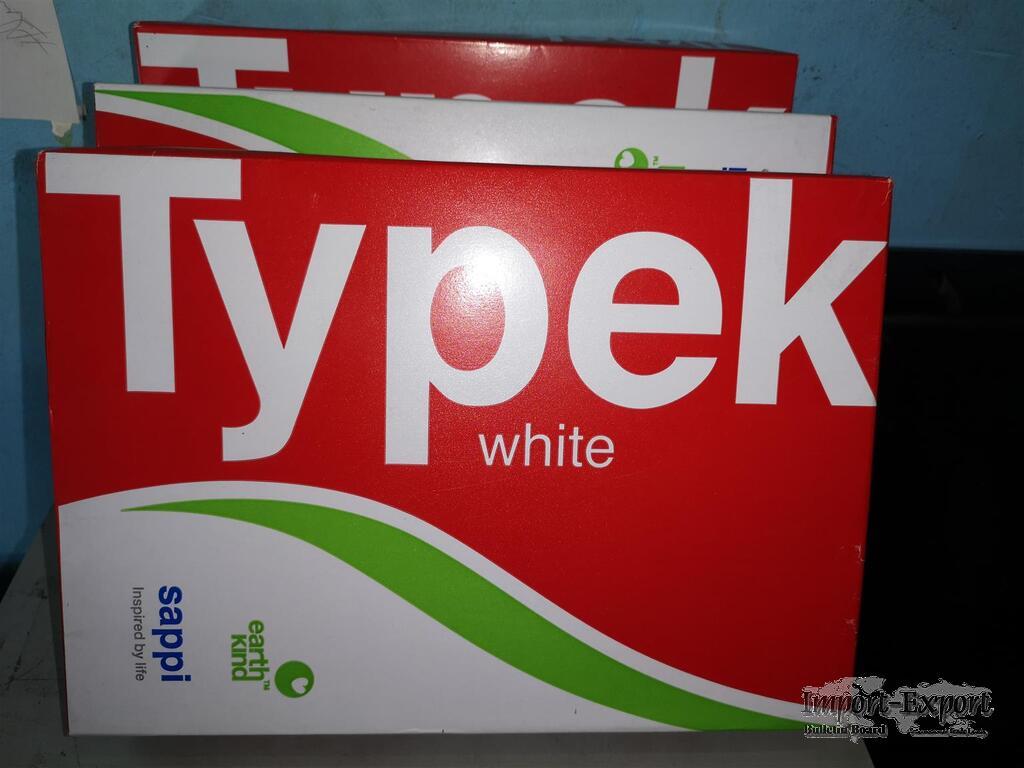 Typek Sappi 80gsm Photocopy Printing A4 Copy Bond Paper $0.85/ream