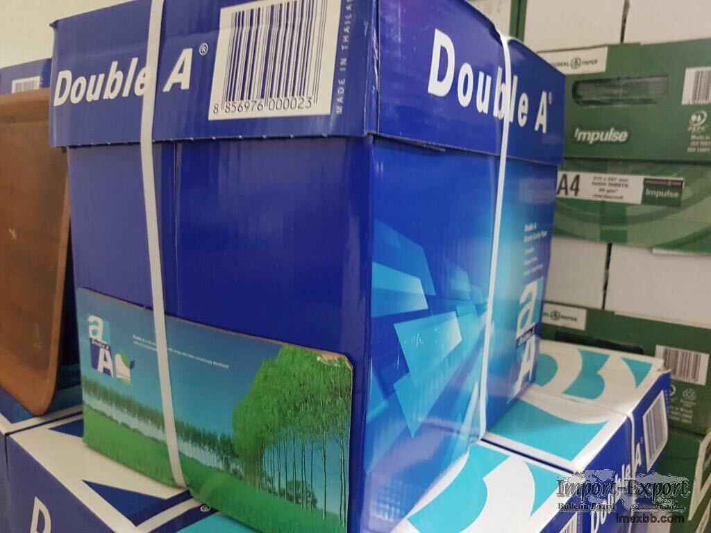Double A A4 Photocopy and Printing Copier Paper/A4 Copy Paper $0.85/ream