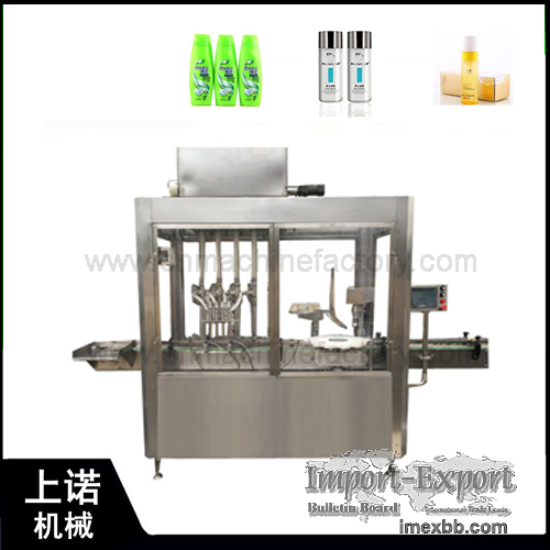Widely Used jam paste sauce filling sealing capping machine for glass jar