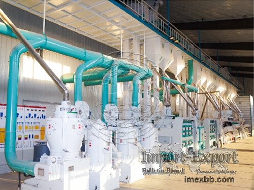 300-500T/D Complete Rice Mill Plant  Rice Processing Plant for Sale