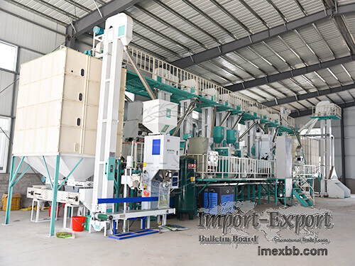 Custom Rice Mill Plant  Combined Rice Mill Supplier