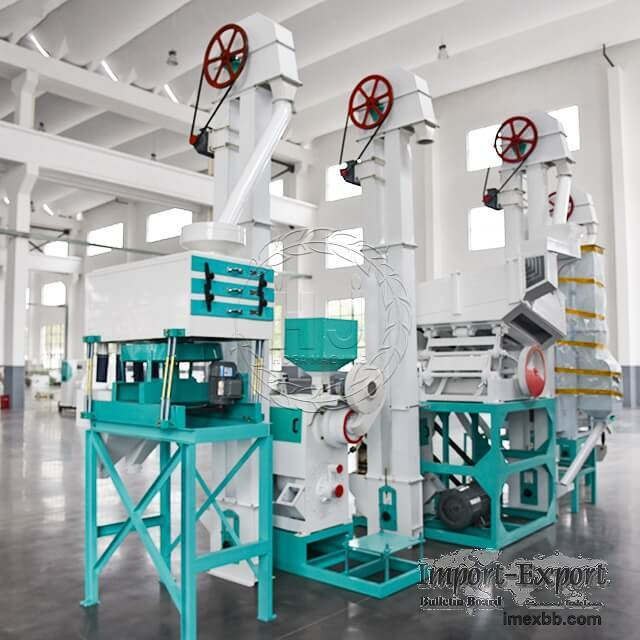 30T/D Rice Mill Plant
