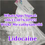 99.9% Purity of Lidocaine HCl Powder for Pain Free CAS 137-58-6
