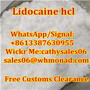 Lidocaine HCL CAS 73-78-9 Raw Powders Steroids Pharmaceutical Grade