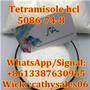 Tetramisole Hydrochloride Tetramisole HCl CAS 5086-74-8 100% Pass Customs