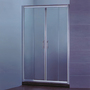 Aluminum Alloy Sliding Shower Screen-LX-3069