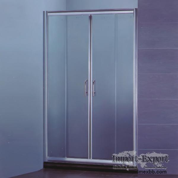 Aluminum Alloy Sliding Shower Screen-LX-3069