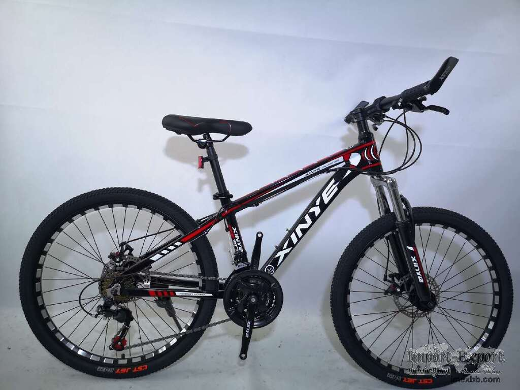 Adolescent student adult mountain bike Variable speed cross-country