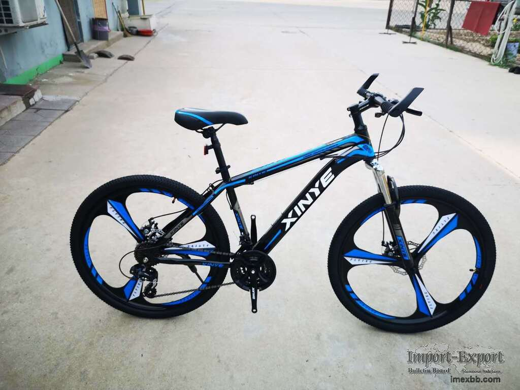mountain bike Variable speed cross-country Portable bicycle