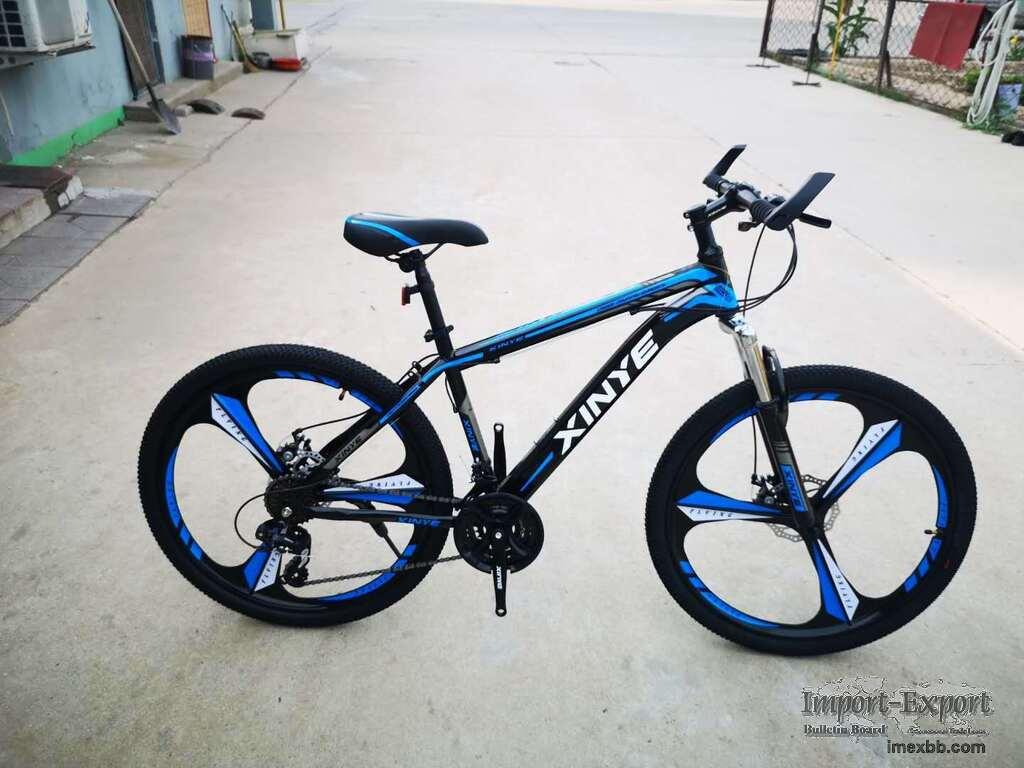 mountain bike cross country bike Portable bicycle
