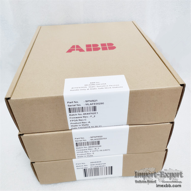 SELL ABB Bailey IMDSI02 Digital Input Module