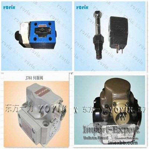 Power plant spare parts Servo Valve DSV-001A