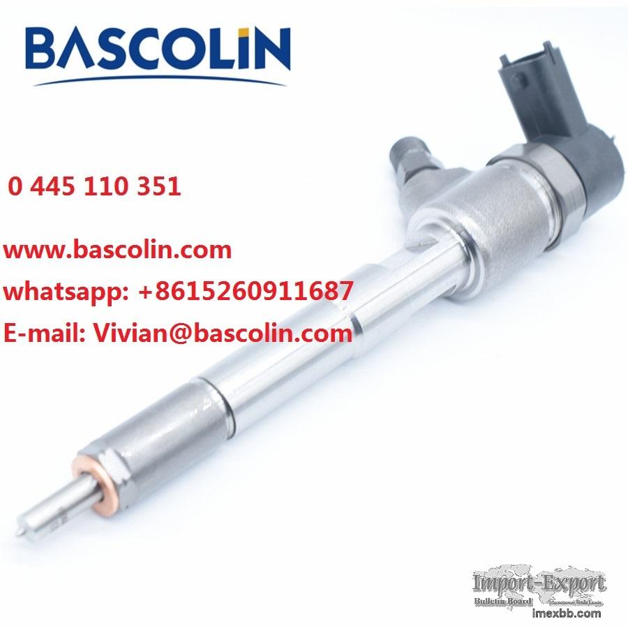 BASCOLIN common rail injector 0 445 110 351 0445110351