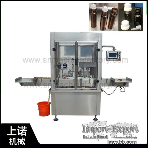High accuracy piston liquid filling machine automatic tomato sauce filler