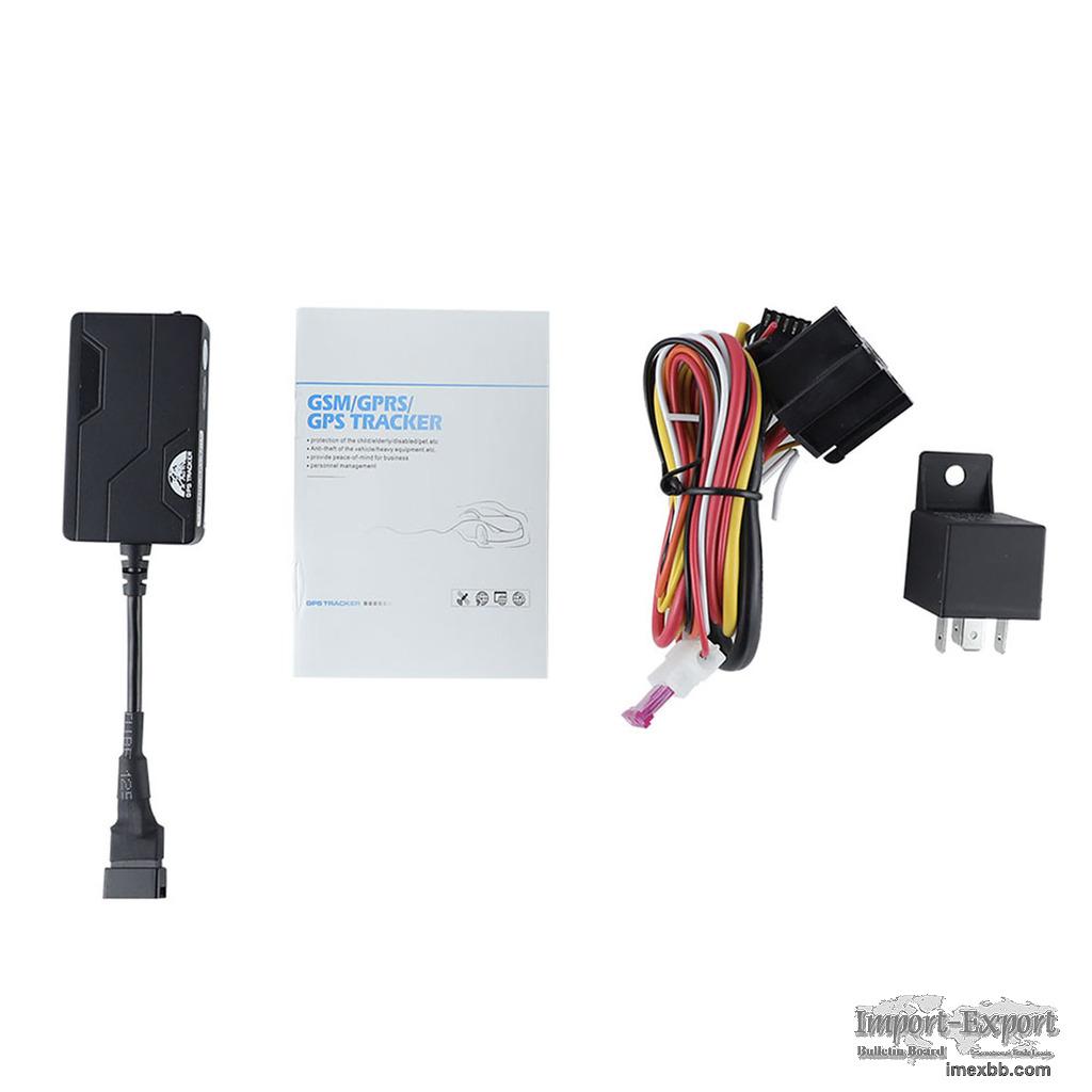 Easy install mini Gps311b motorcycle alarm tracker gps tracking chip with e