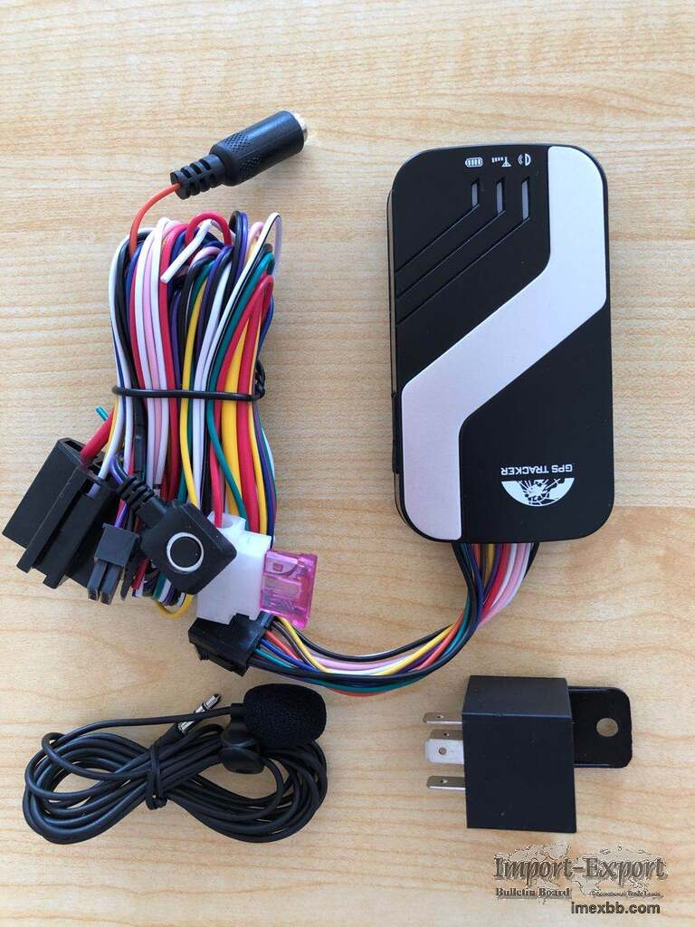 Tracking vehicle by mobile phone realtime gps 4g car tracker Gps403A