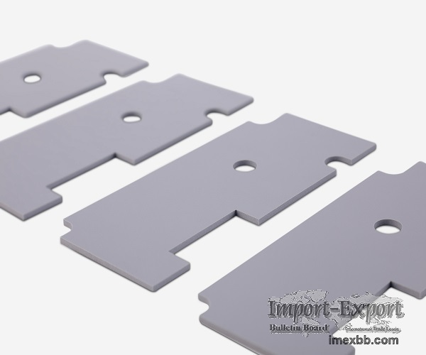 High Thermal Conductivity Thermal Gap Pad Applied To Military Equipment