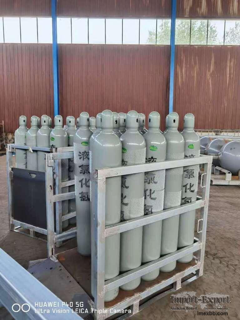 hydrogen chloride gas 99.999% HCL gas