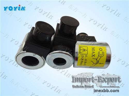 Pakistan power system Ast/Opc Solenoid Valve Coil 300AA00126A