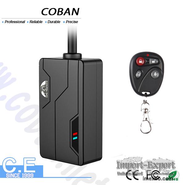 GSM GPRS GPS tracker waterproof mini tk 311 coban gps tracking device