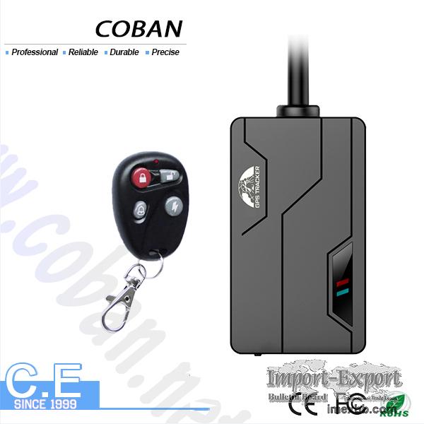 coban mini gps car tracker with SOS engine shut off android IOS APP