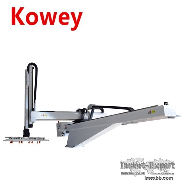 Kowey Plastic Conditioner Covers Robot Arm for Injection Molding Machine Ma