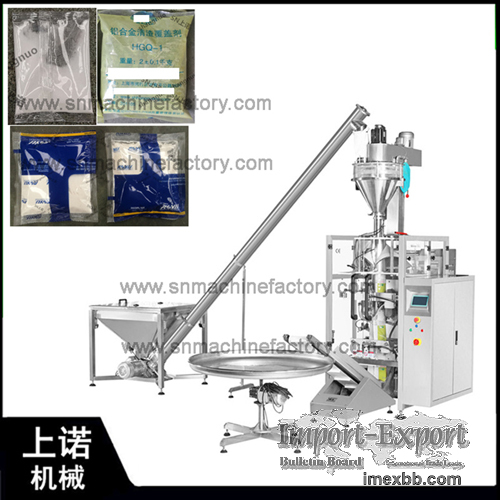 Automatic Vertical 1kg 2kg 5kg Washing Powder Filling Packing machine