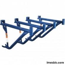 Metaltech 20in. Side Bracket 4-Pk. — Model# M-MS20K4