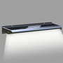 48 led 60 cm Aluminum solar powered billboard lighting solar led sign light