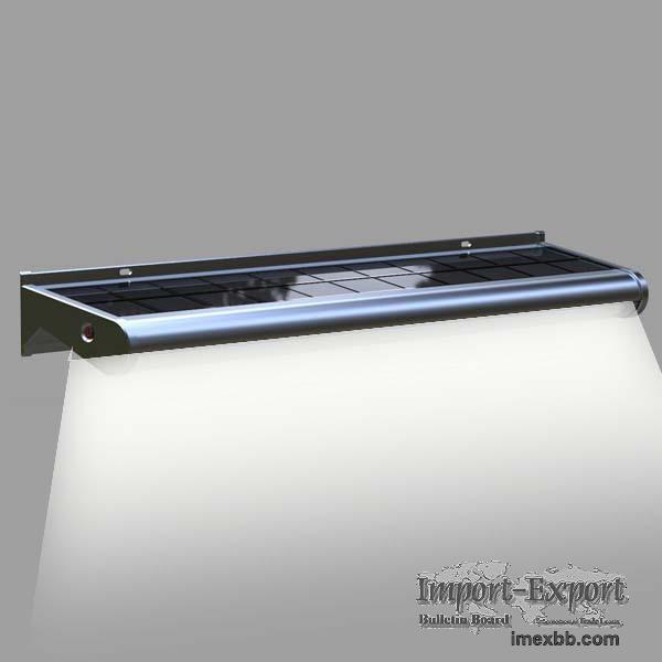 48 led 60 cm Aluminum solar powered billboard lighting solar led sign light