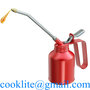 Lubricant Oilcan High Pressure Oil Can 250CC Hand Held Pump Oiler Lubricati