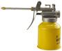Almotolia de gatilho para graxa e óleo 250 ml com bico rígido