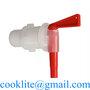Llave ( Grifo ) Roja para Fermentador o Cubeta / Beer Spigot
