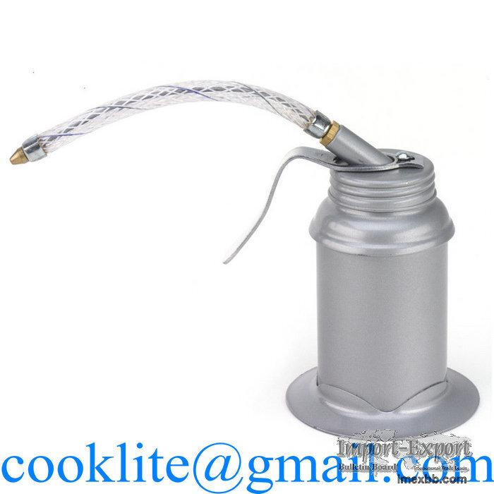 Hand Held Oiler 150CC Hydraulic Pump Oil Can Lubricating Lathe Machine