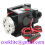Pompa electrica pentru transfer combustibil 12V/24V 550W 70L/Min